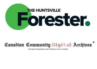 The Huntsville Forester Canadian Community Digital Archives