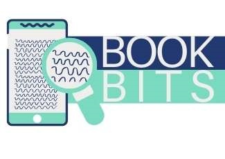 Icon saying book bits