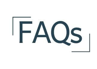 Icon stating FAQs